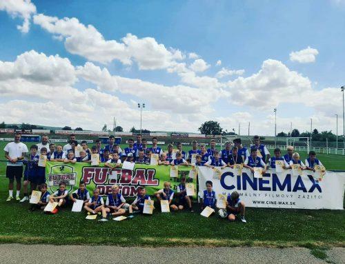 Futbal deťom 2020 v znamení noviniek a overených aktivít